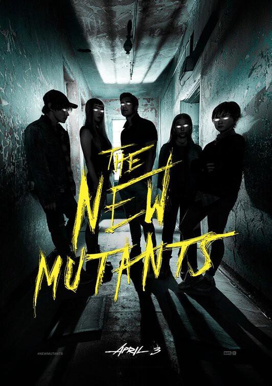 فيلم The New Mutants 2020 مترجم HD كامل